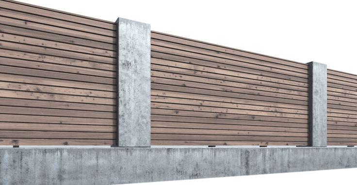 ber ideen zu horizontal zaun auf pinterest. Black Bedroom Furniture Sets. Home Design Ideas
