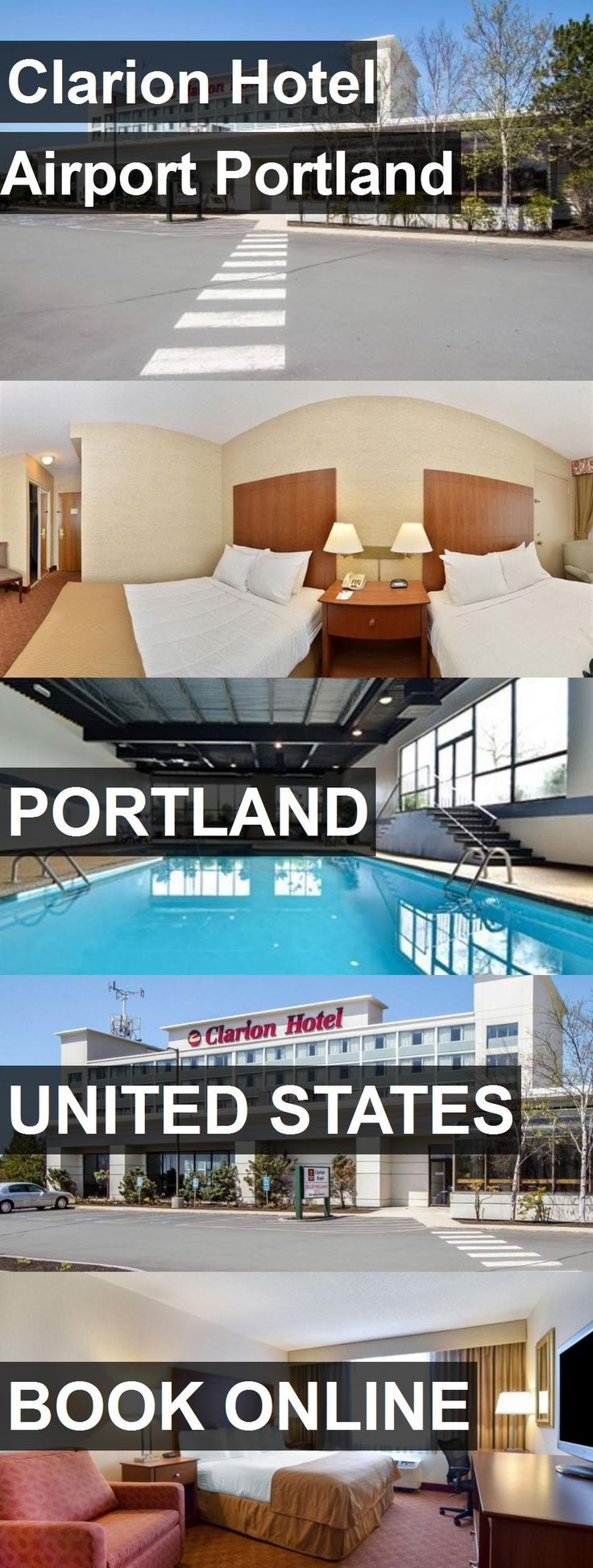 Hotel Clarion Hotel Airport Portland in Portland, United States. For more information, photos, reviews and best prices please follow the link. #UnitedStates #Portland #ClarionHotelAirportPortland #hotel #travel #vacation