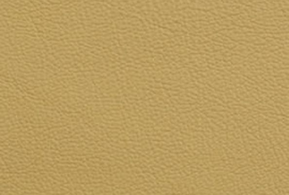 Hospitable Hides Eco Goldenrod 9319 Moo leather from Laine Furnishings Eco Leather, pure aniline dyed Chrome free
