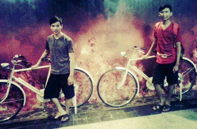 enjoy on Museum Malang Tempo Doeloe