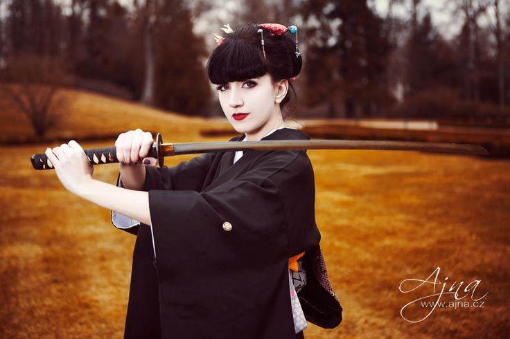 CAtana / Geisha / japan forewer