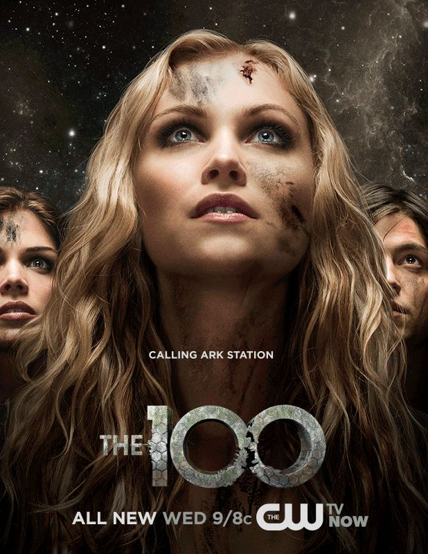 """""""The 100"""" spielt im Jahr 3010 - 97 Jahre nachdem ein Atomkrieg nahezu jegliches Leben auf der Erde ausgelöscht hat. Die unbewohnbare Erdoberfläche wurde aufgegeben, die letzten Überlebenden der Menschheit befinden sich an Bord des Raumschiffs/der Orbitalstation The Ark. Unter dem Druck schwindender Ressourcen werden 100 kriminell gewordene Jugendliche zur Erde entsandt, um  herausfinden, ob die Möglichkeit besteht, den Planeten in naher Zukunft wieder zu besiedeln."""