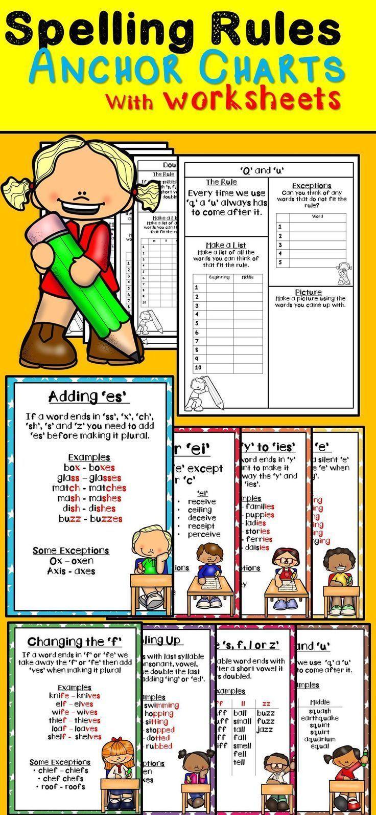 #spelling #spellingwords #literacy #ela #school #primaryschool #Grade