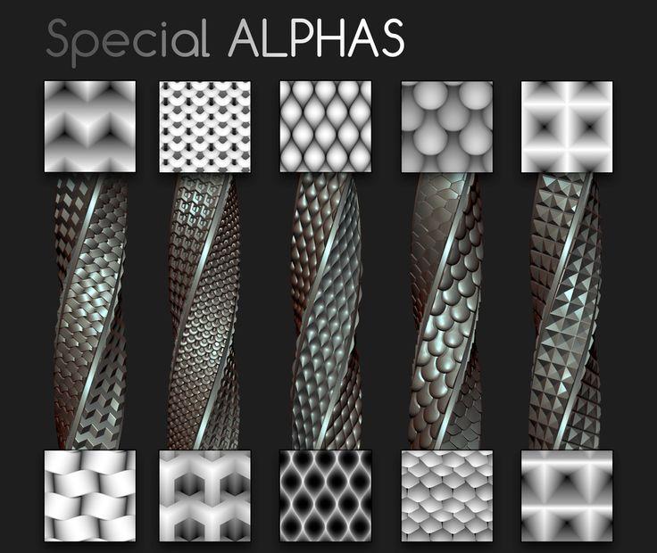 Nacho Riesco Special Alphas