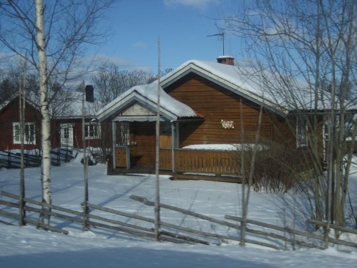 Orsa, Dalecarlia, Sweden