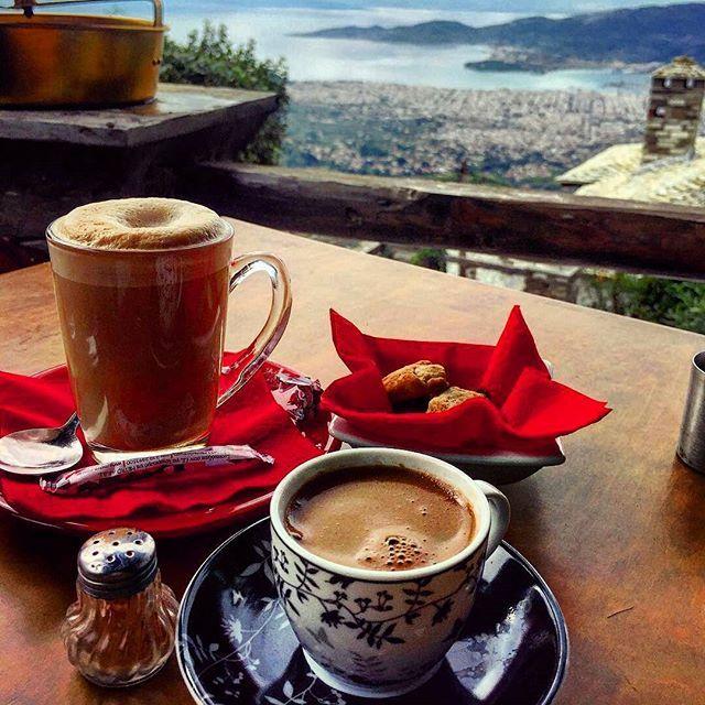 Coffee time  Makrinitsa , Pelion , Paschalis art house, cafe house , art gallery