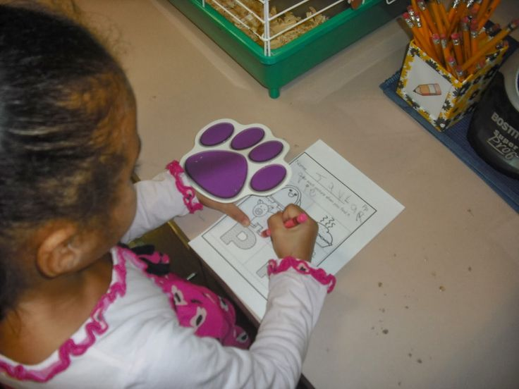 Sprinkles to Kindergarten!: Mind your P's and Q's ~ Learning Letters!