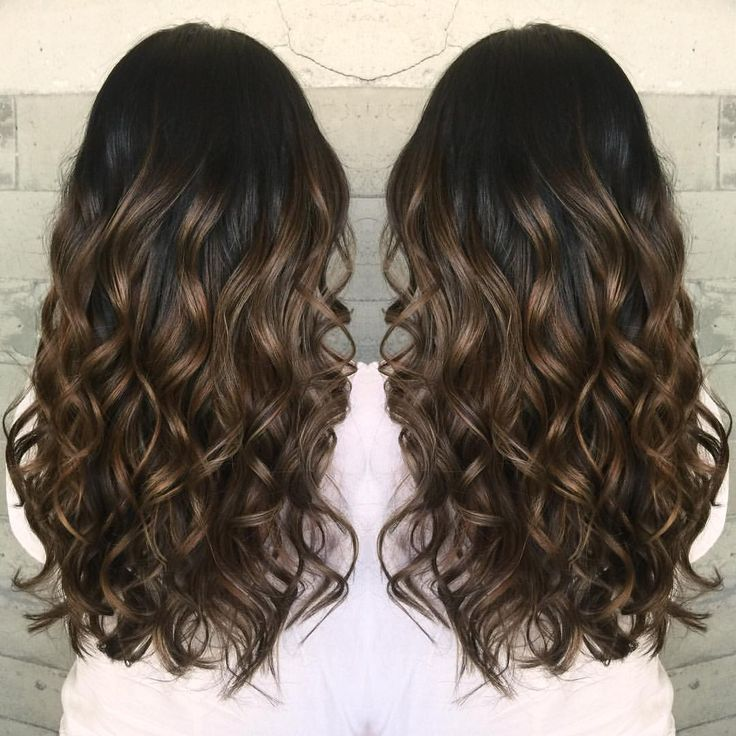"""Hartt of Color @ Butterflyloft on Instagram: """"Loving these rich brown balayages for fall. #harttofcolor"""""""
