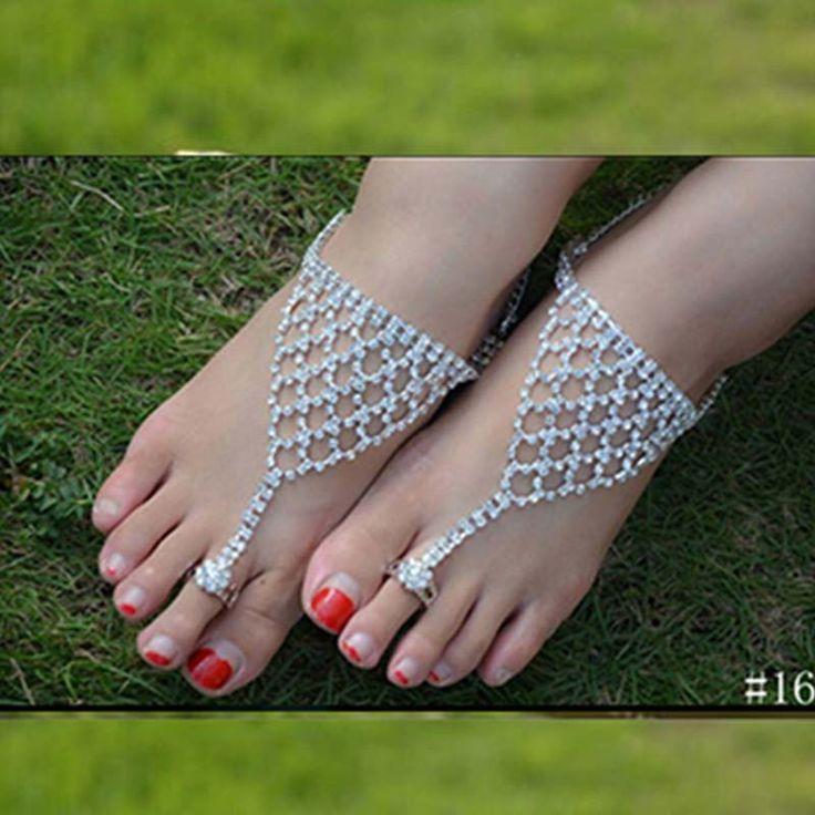 женские ножки босиком видео