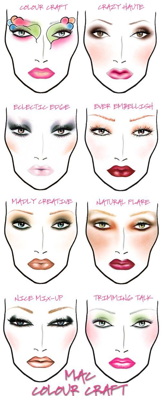 Mac Makeup style