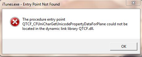 QTCF.dll is a dynamic link library that belongs to the QuickTime software and used by many applications on your computer. You may get an err...
