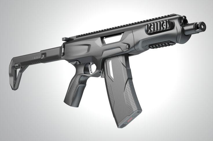 Check out my @Behance project: \u201cCompact rifle 5.45x39\u201d https://www.behance.net/gallery/47925463/Compact-rifle-545x39