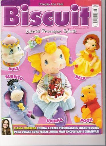 Biscuit Especial Personagens Infantis 28 ano 3 - paulinha.biscuit - Picasa Web Albums