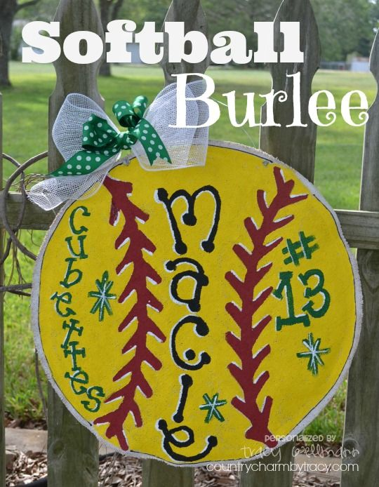 softball craft ideas 78 images about senior recognition ideas on 2968