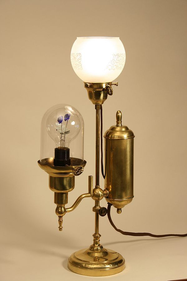 Lovely Lyra us Lamp The Steampunk Workshop