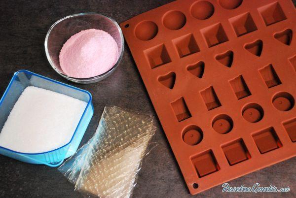 Receta de Gomitas caseras de gelatina - Fácil - 11 pasos