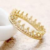 Love Tiara Ring