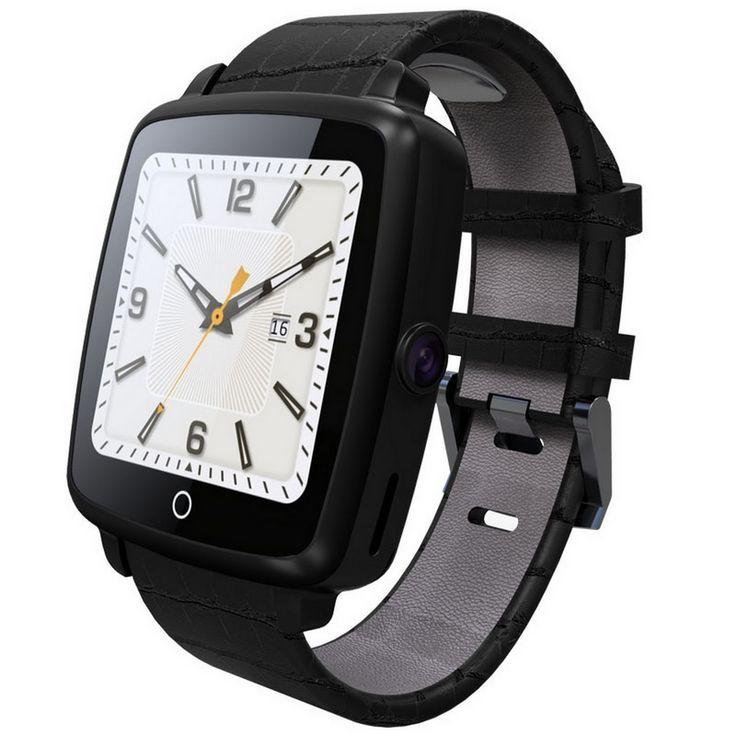 Smartphone Uhr Sport Armbanduhr Kamera Smartwatch SIM TF Männer Frauen Uhr Gesundheit Fitness Tracker Lederband Für Android IOS //Price: $US $48.28 & FREE Shipping //     #clknetwork