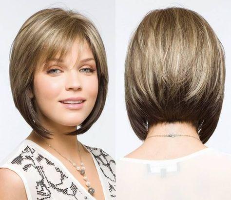 cabelos curtos para rosto redondo 2015 - Pesquisa Google