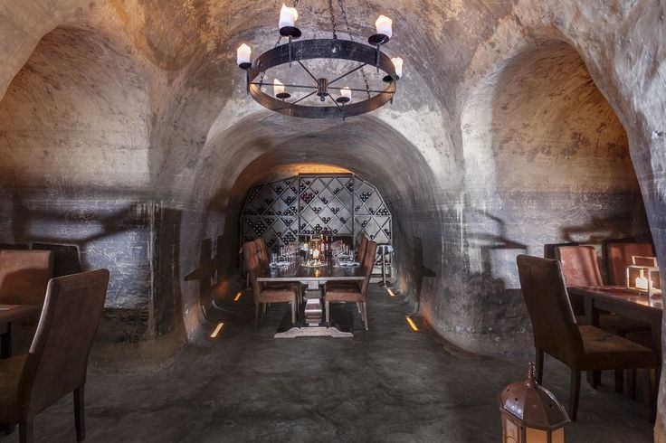 Experience ceremonial wine tasting or exquisite fine dining in Mystique's Secret Wine Cave, a dramatic 150 year old wine cellar with the most rare and indigenous wine selection.