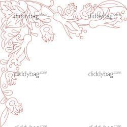 Diddybag Set 12006 - Semi Exc Merveilleux Florali