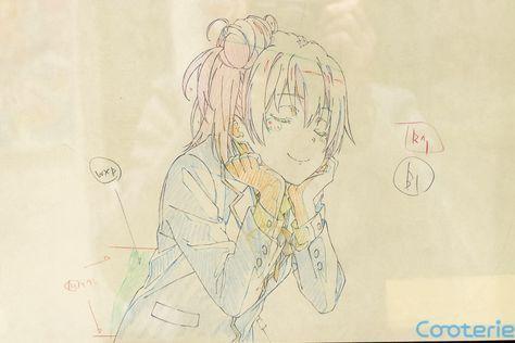 Yahari Ore no Seishun Love Comedy wa Machigatteiru. Zoku Key Animations