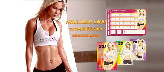 Tight Abs In 10 Minutes: Zuzka Light's High-Intensity Core Workout Video - Bodybuilding.com