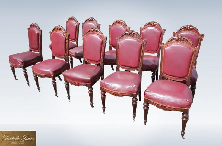 Victorian Dining Chair Sets