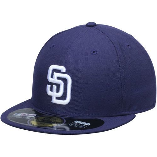 New Era San Diego Padres MLB Authentic Collection 59FIFTY On Field Cap NewEra 2
