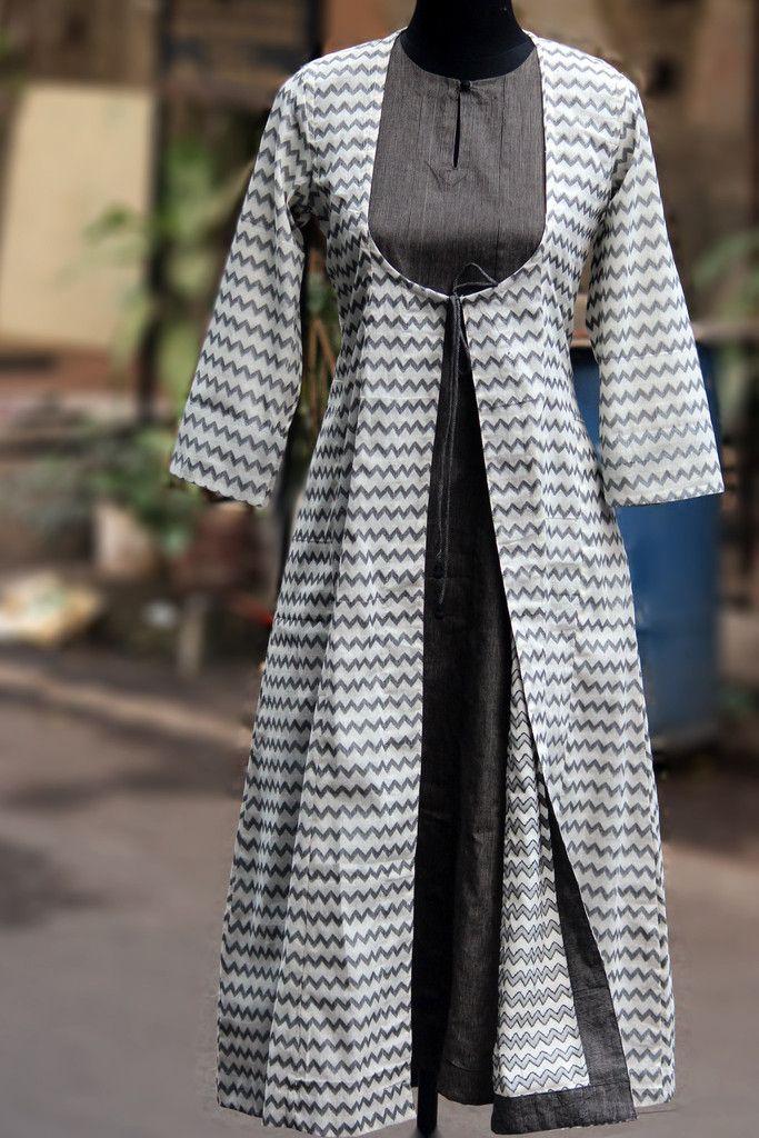 dress - mangalgiri & monochrome