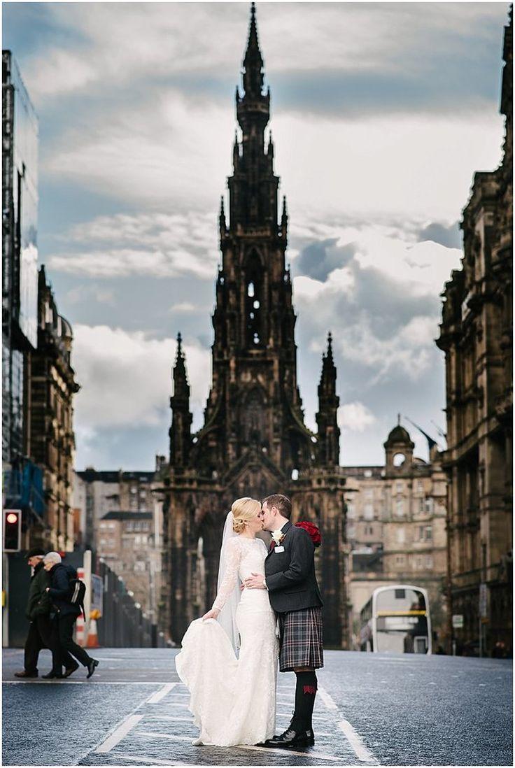 George Hotel Wedding Lynn Craig Venues ScotlandWedding EdinburghEdinburgh