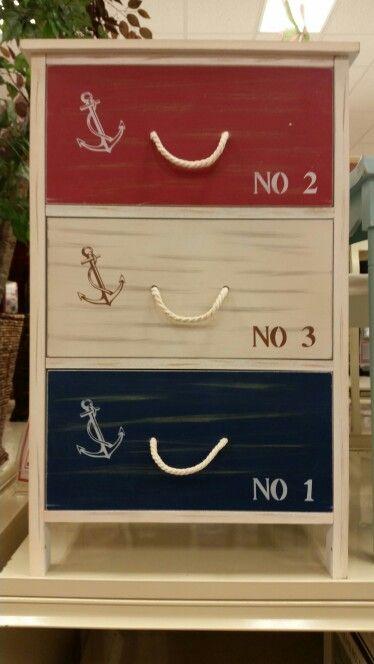 Nautical dresser                                                                                                                                                      More