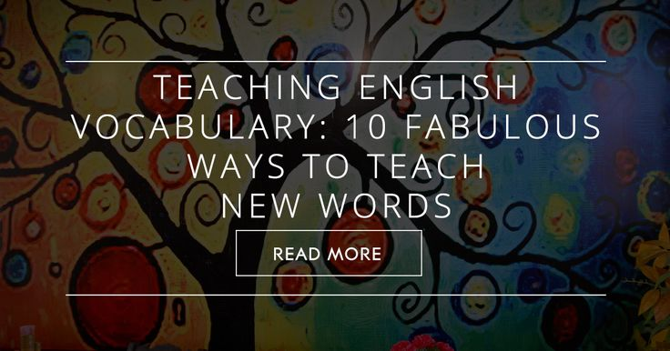 Did you know that a student needs to encounter a new word 10 to 16 times to effectively learn it according to recent research?Considering the number of new words students have to learn per c