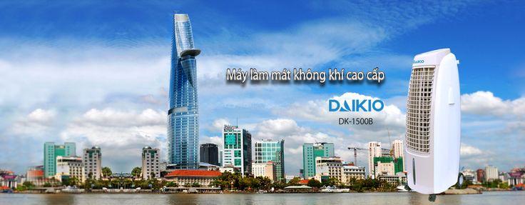 Máy làm mát cao cấp Daikio mang dáng dấp của biểu tượng Thành phố. Dùng cho không gian mở gia đình. Click xem chi tiết: http://www.hvac.pro.vn/2016/05/may-lam-mat-khong-khi-daikio-dk1500b.html