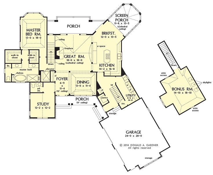 The ironwood house plan 1331 d is now available for House plans with elevator