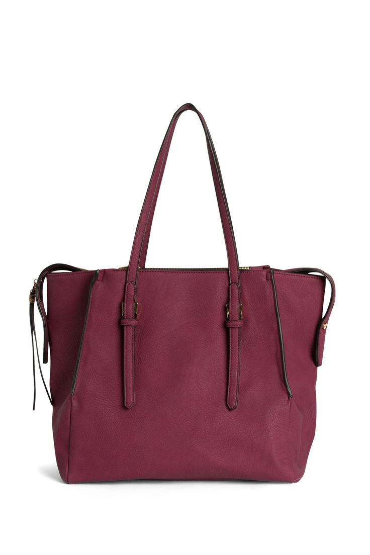 Multi-zip tote by Urban Expressions