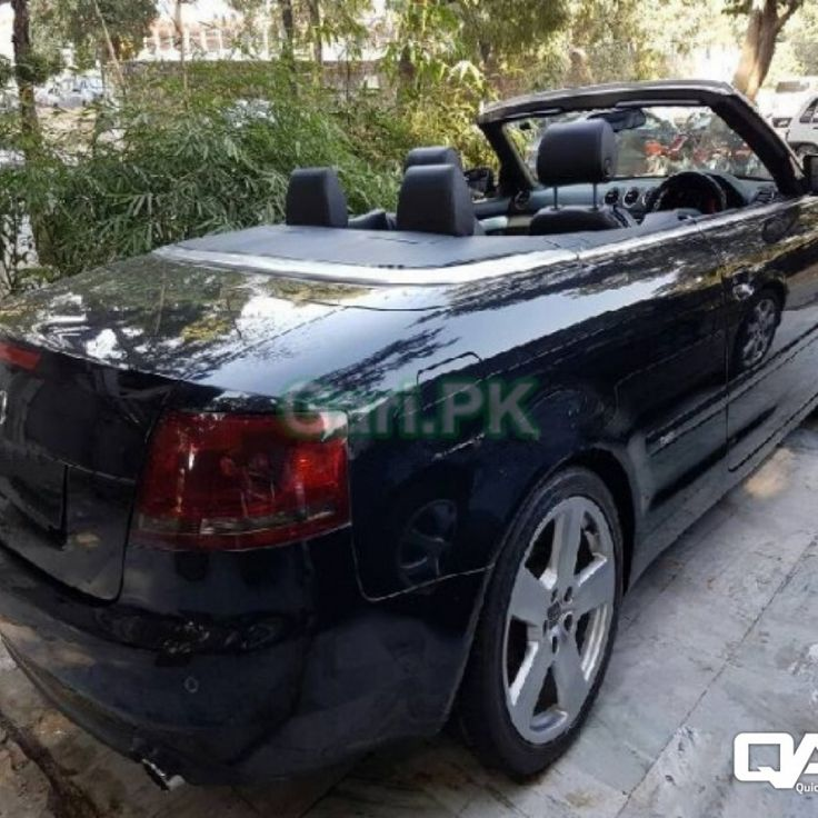 Reg. City Karachi Price 2700000 Rs. Color Black Body Type SUV Engine...  https://www.quicklyads.pk/audi-a4-1.8-tfsi-2006-for-sale-in-islamabad/44682.html