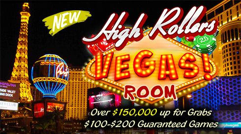 Vegas chat room