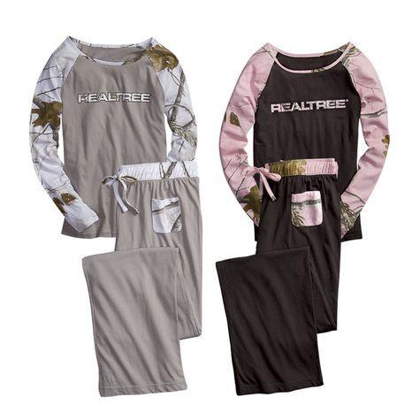 Realtree Womens Sleepwear   #Realtreecamo
