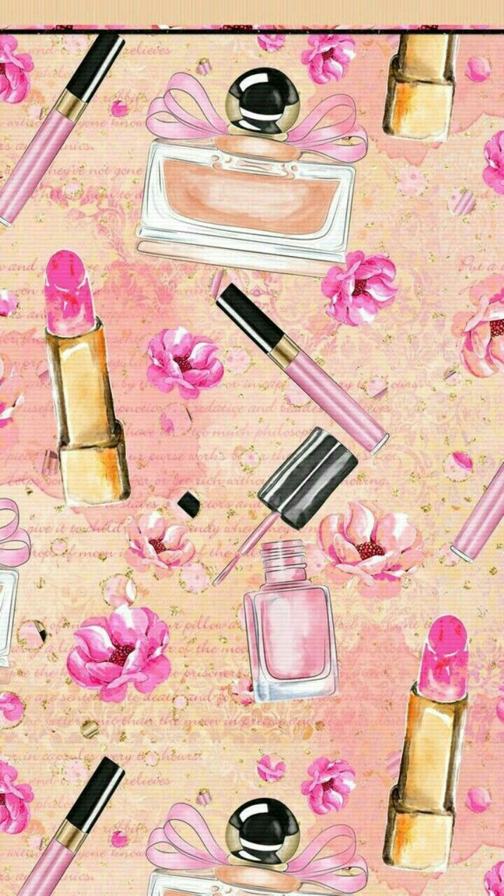 Makeup iphone wallpaper tumblr - If You Are A Girly Girl So Check This Out