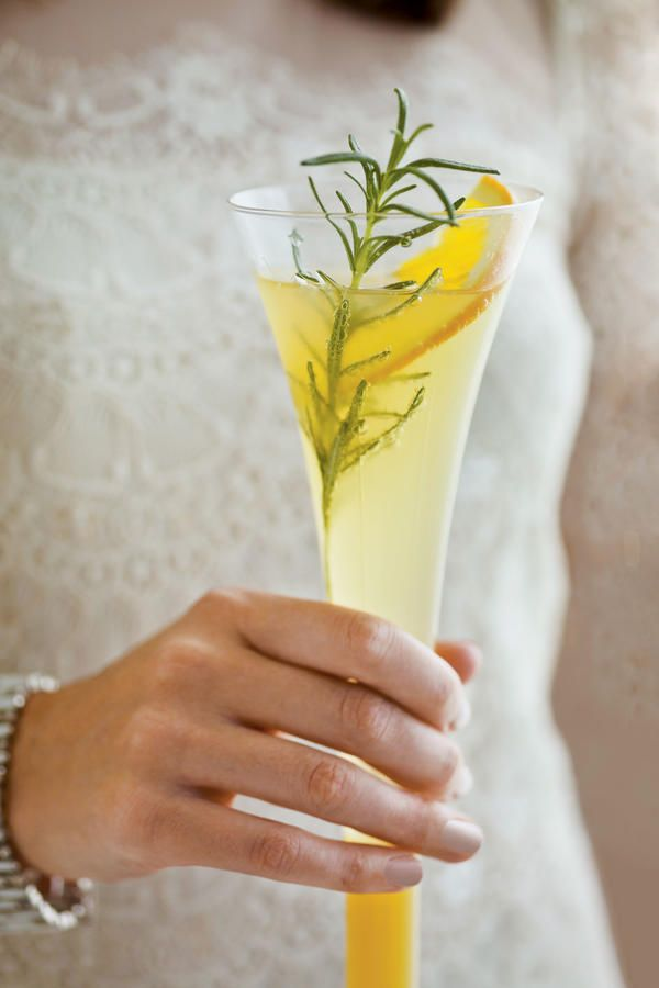 Perfect Party Host - Sip Into a Glamorous Cocktail Party - Southernliving. Recipe:Sparkling Rum Punch  Does hosting a sit-down dinner tend to send you into a tizzy? Try this tapas-inspired menu, defined by small bites and fizzy cocktails.