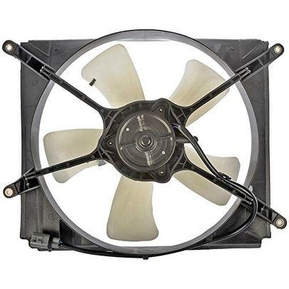 Dorman 620-504 Radiator Fan Assembly - Black