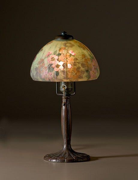 29 Best Images About A Amp C Handel Lamps On Pinterest