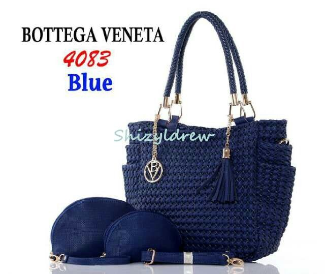 Bottega Veneta Marissa 4083 3in1 Leather uk-31x17x26cm kualitas semi premium IDR 385.000 biru  #bottegabag #bottegavenetabag #forsale #jualtasbottega #jualtasbottegaveneta #jualtasimport #ladiesbag #ladiesfashion #olshop #olshopindo #olshopindonesia #onlineshop #onlineshopindo #onlineshopindonesia #onlineshopping #salebottegabag #salebottegavenetabag #womenbag #womenfashion