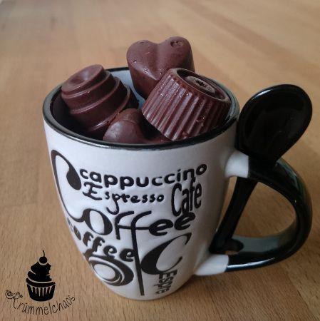 Yogurette-Pralinen | Krümmelchaos