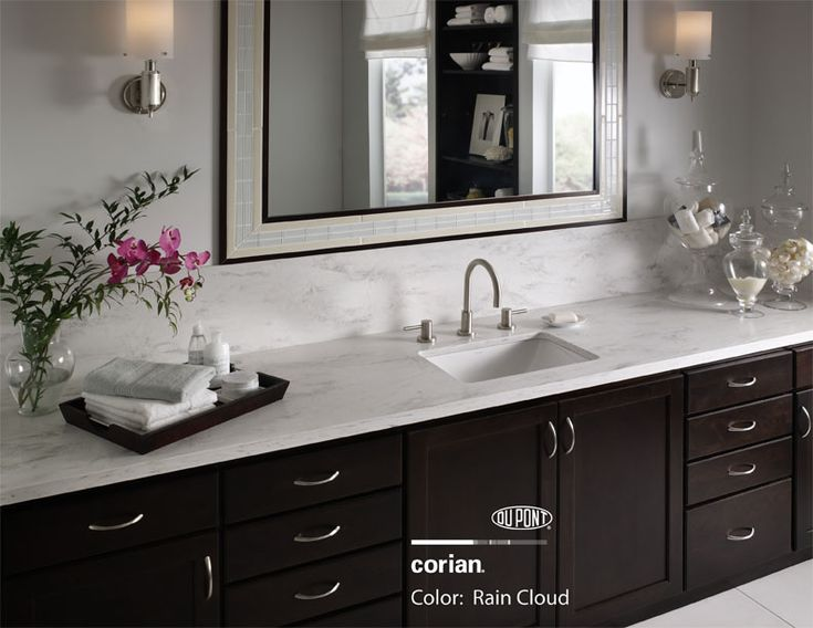 Corian -Rain Cloud countertop