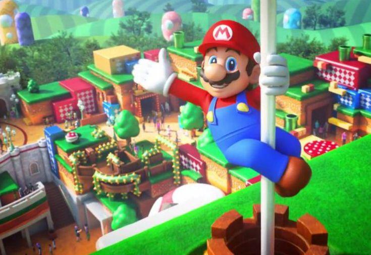 Hore! Universal Studio Jepang Hadirkan Taman Super Mario