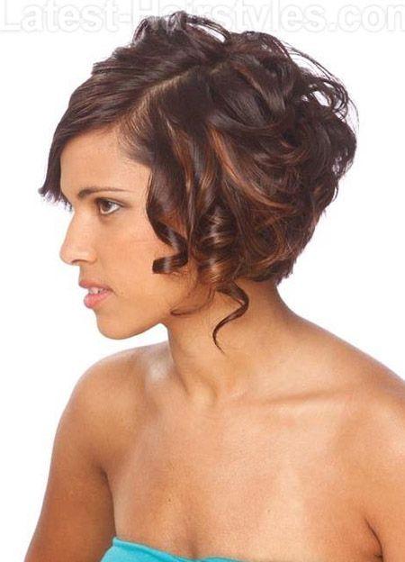 25 schöne kurze Frisuren für schwarze Frauen #f…