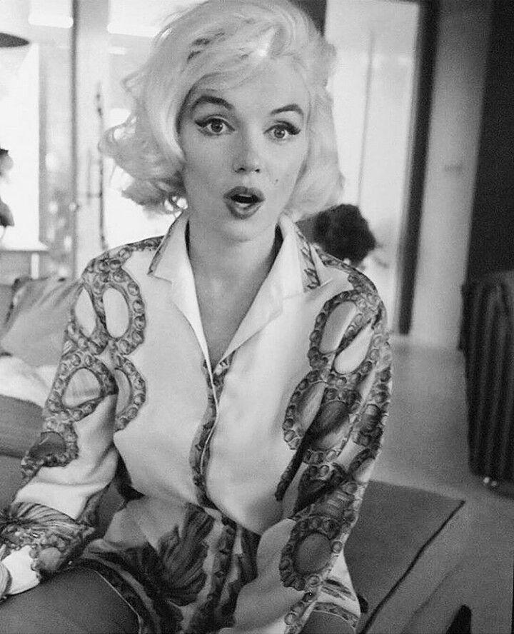 Marilyn Monroe!