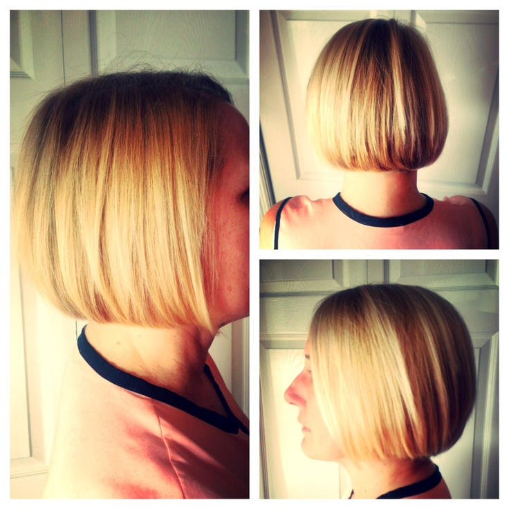 29 best bobs images on pinterest hairstyles blunt bob haircuts short one length bob urmus Choice Image